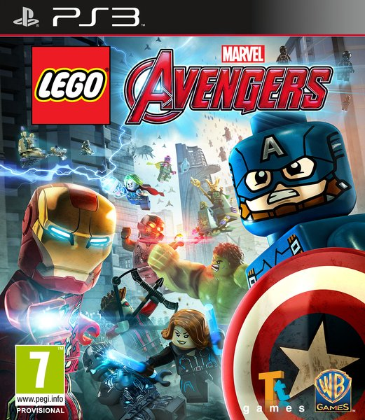 Image of   Lego: Marvel Avengers - PS3