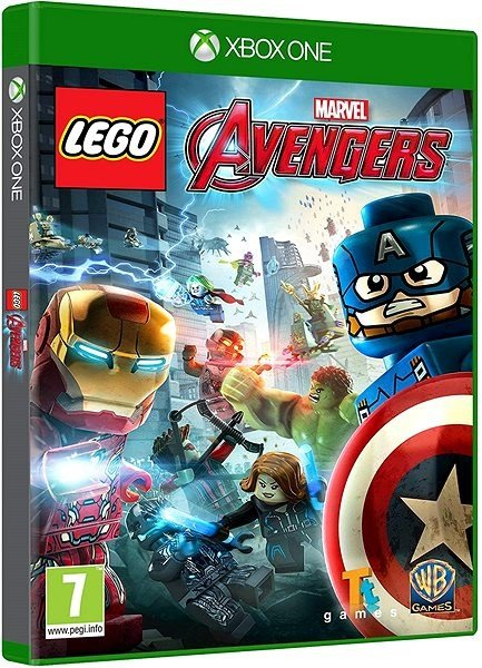 Lego: Marvel Avengers - Xbox One