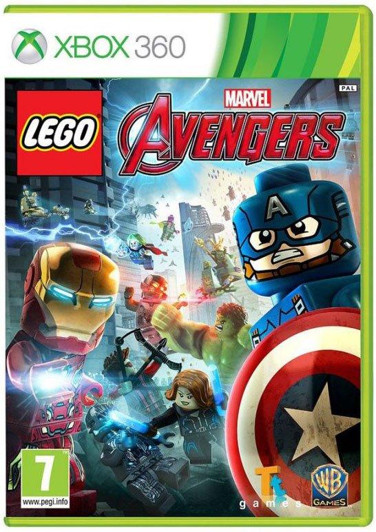 Image of   Lego: Marvel Avengers - Xbox 360