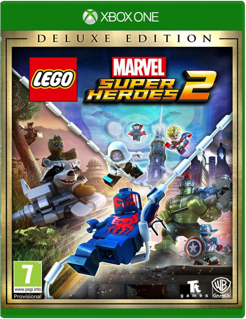 Image of   Lego Marvel Super Heroes 2 - Deluxe Edition - Xbox One