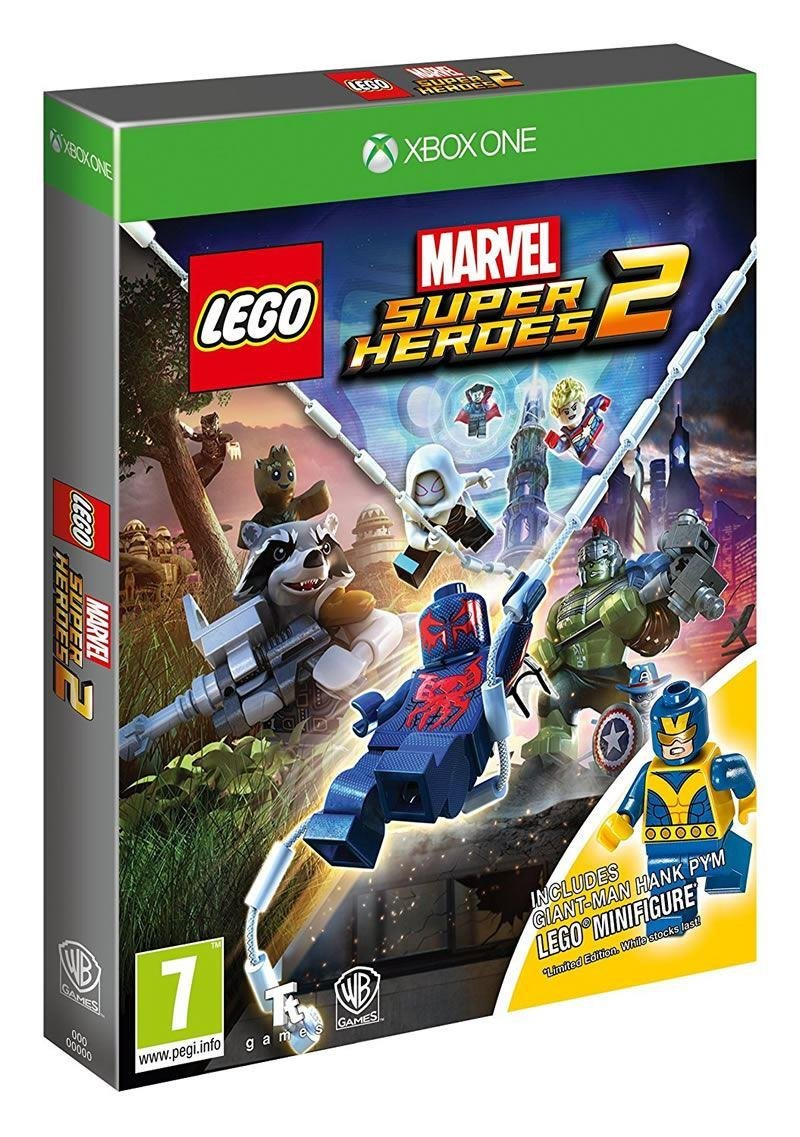 Image of   Lego Marvel Super Heroes 2 Minifigure Edition - Xbox One