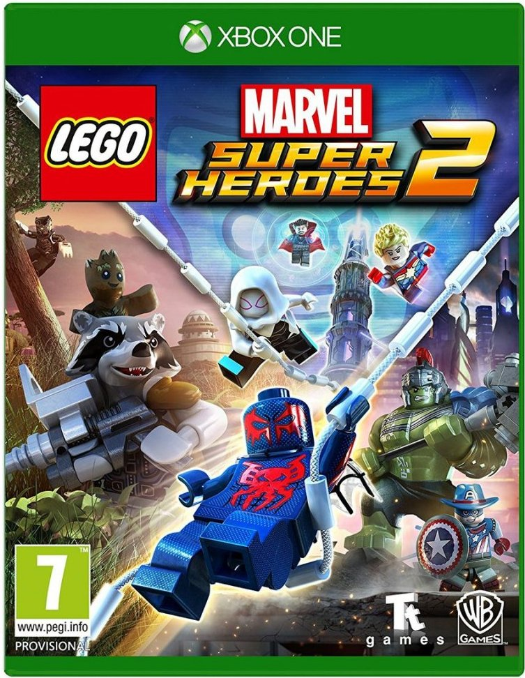 Image of   Lego Marvel Super Heroes 2 - Xbox One
