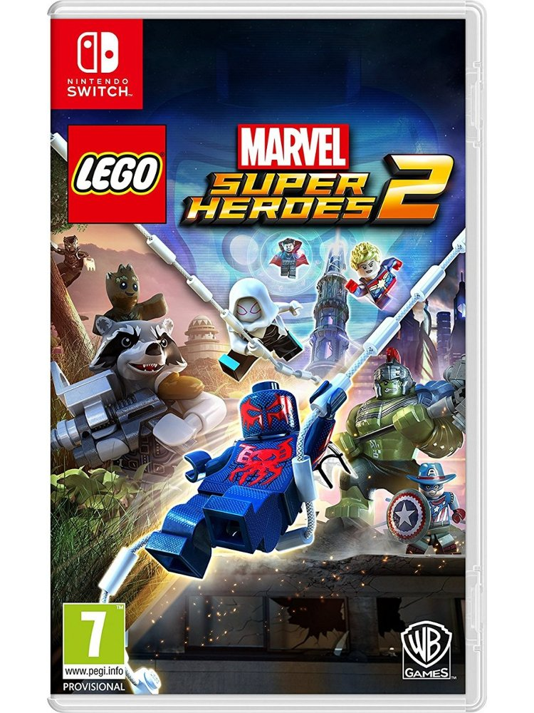 Image of   Lego Marvel Super Heroes 2 - Nintendo Switch
