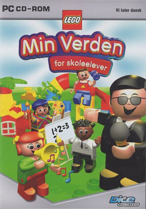 Image of   Lego Min Verden For Skoleelever - PC