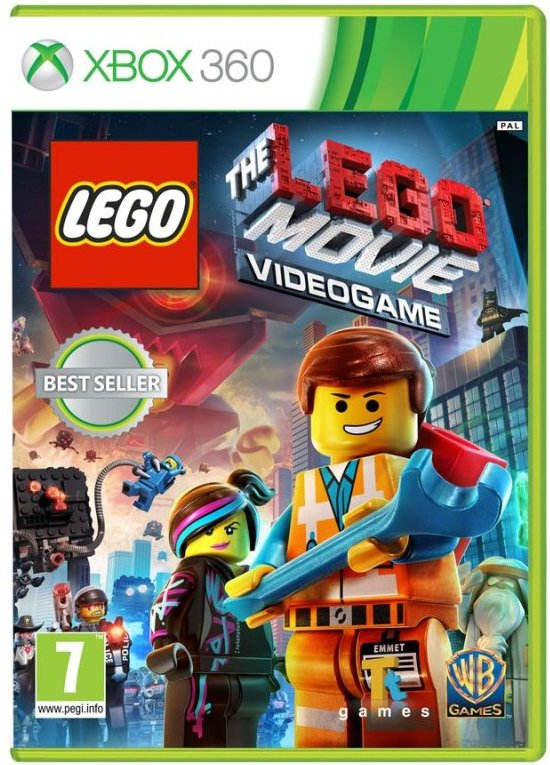Image of   Lego Movie: The Videogame (classics) - Xbox 360