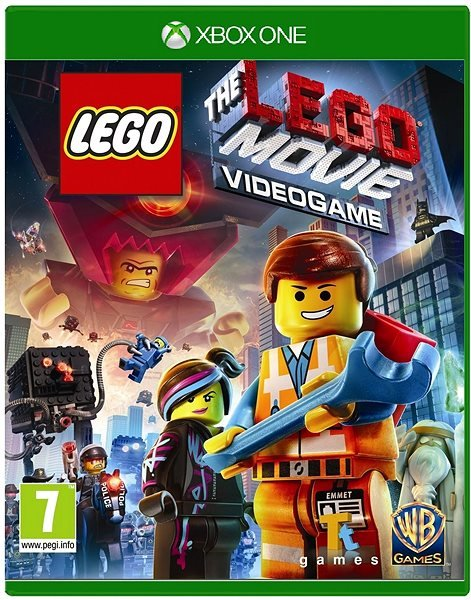 Image of   Lego Movie: The Videogame - Xbox One