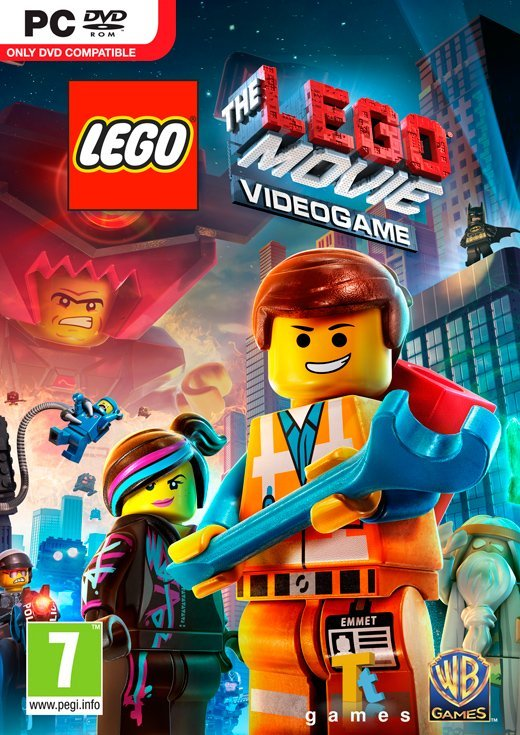 Image of   Lego Movie: The Videogame - PC
