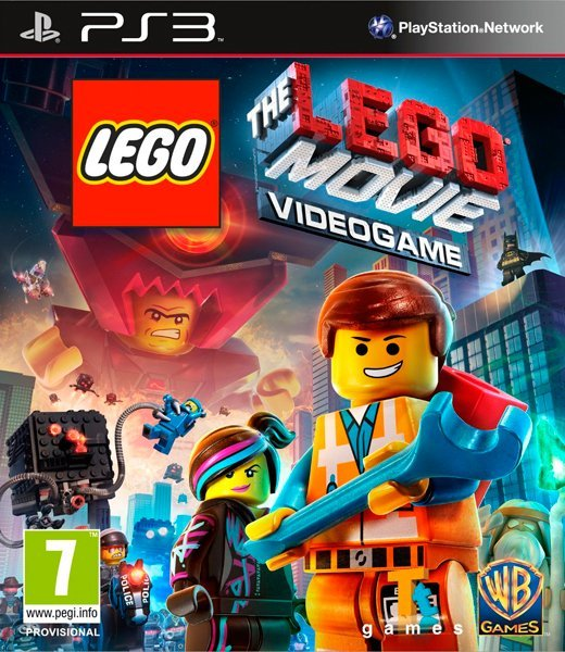 Image of   Lego Movie: The Videogame - PS3