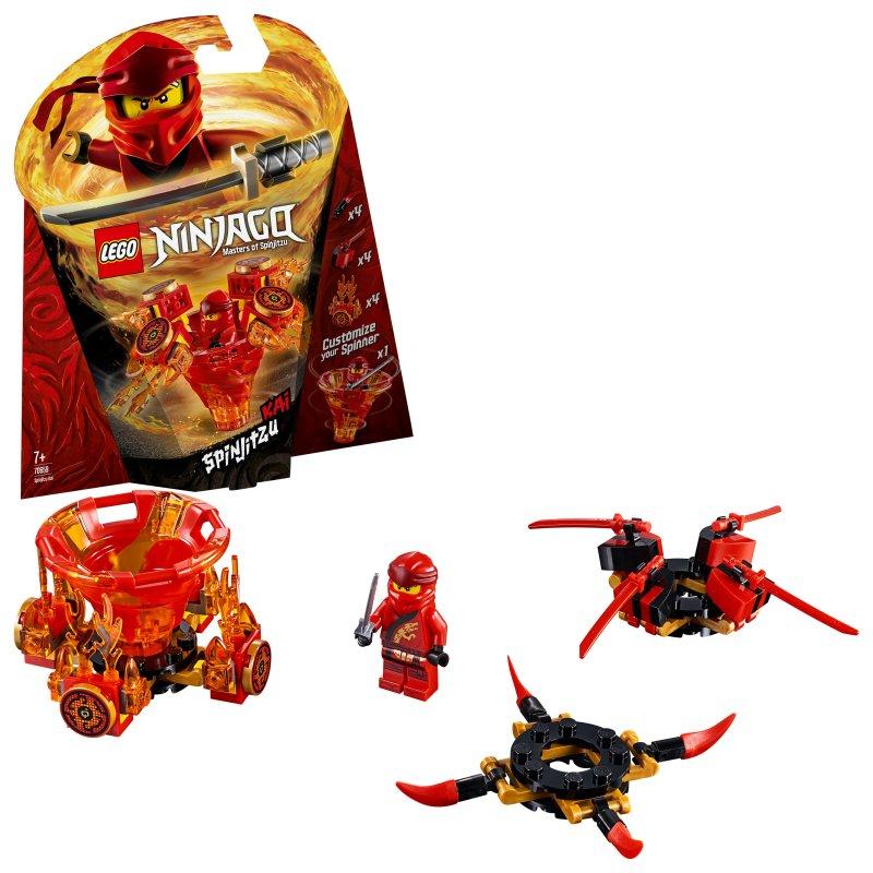 Lego Ninjago - Spinjitzu Kai - 70659