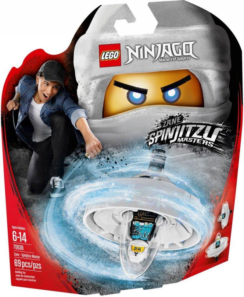 Lego Ninjago 70636 - Spinjitzu Master Zane