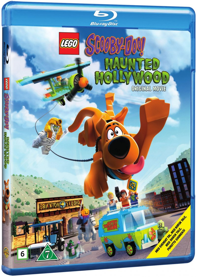 Image of   Lego Scooby-doo: Haunted Hollywood - Blu-Ray
