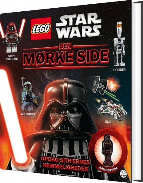 4ef27e381f8 Lego Star Wars - Den Mørke Side Af Daniel Lipkowitz → Køb bogen ...