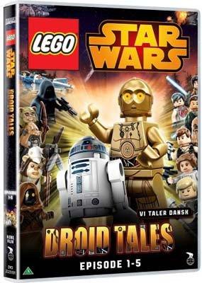 Billede af Lego Star Wars Droid Tales 1-5 - DVD - Film