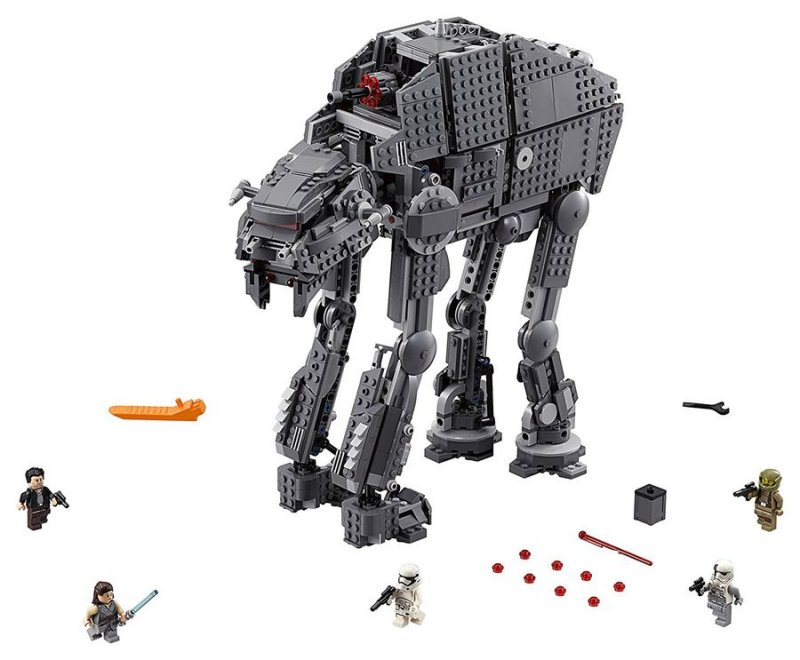 Image of   Lego Star Wars 75189 - First Order Heavy Assault Walker