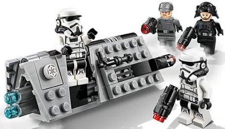 Lego Star Wars 75207 - Kejserlig Patrulje Battle Pack