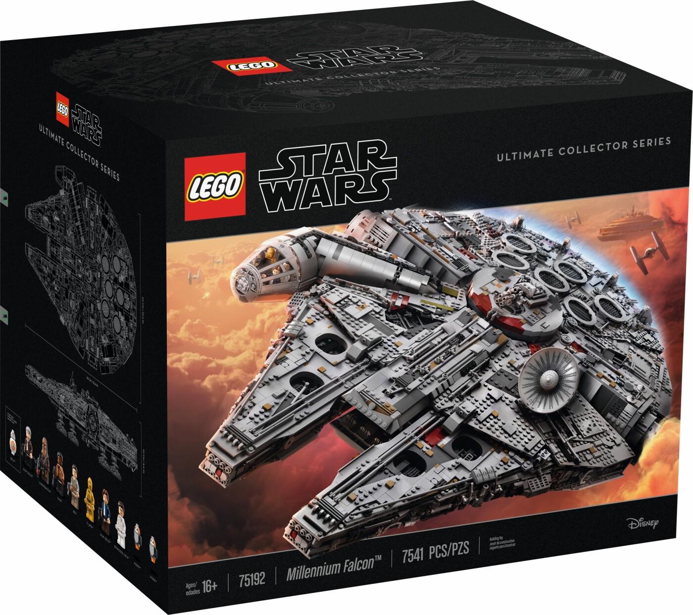 Lego Star Wars - Millennium Falcon - 75192