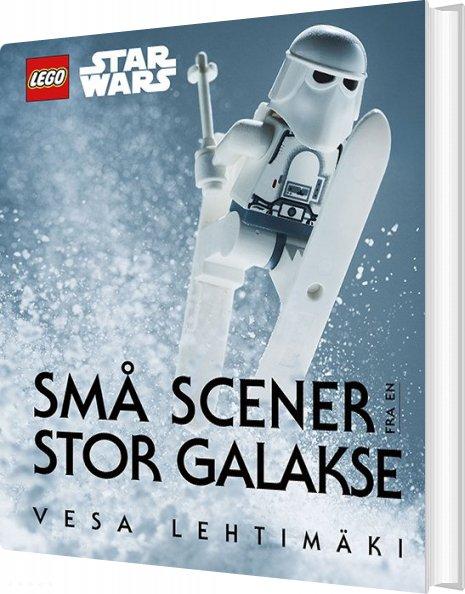 Billede af Lego Star Wars - Små Scener Fra En Stor Galakse - Vesa Lethimäki - Bog