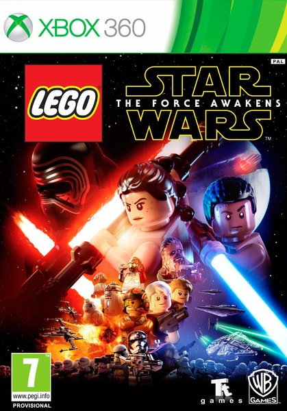 Image of   Lego Star Wars: The Force Awakens - Toy Edition - Xbox 360