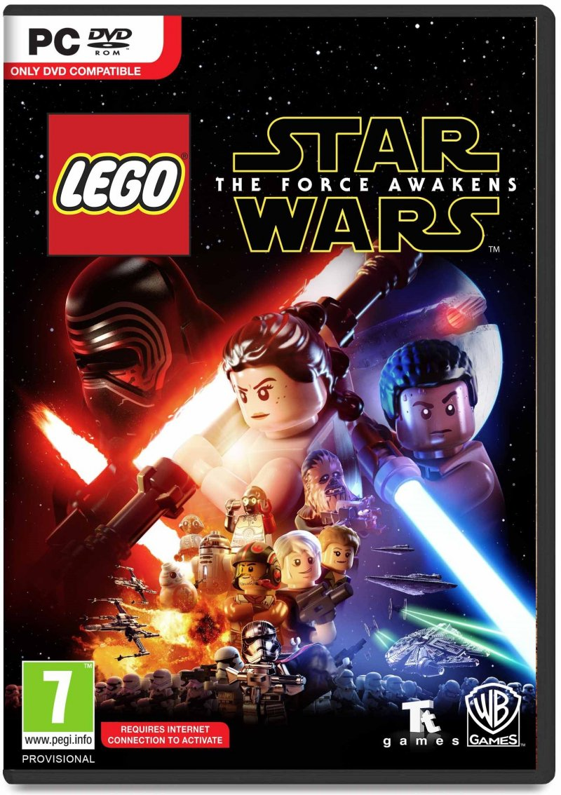 Image of   Lego Star Wars: The Force Awakens - PC