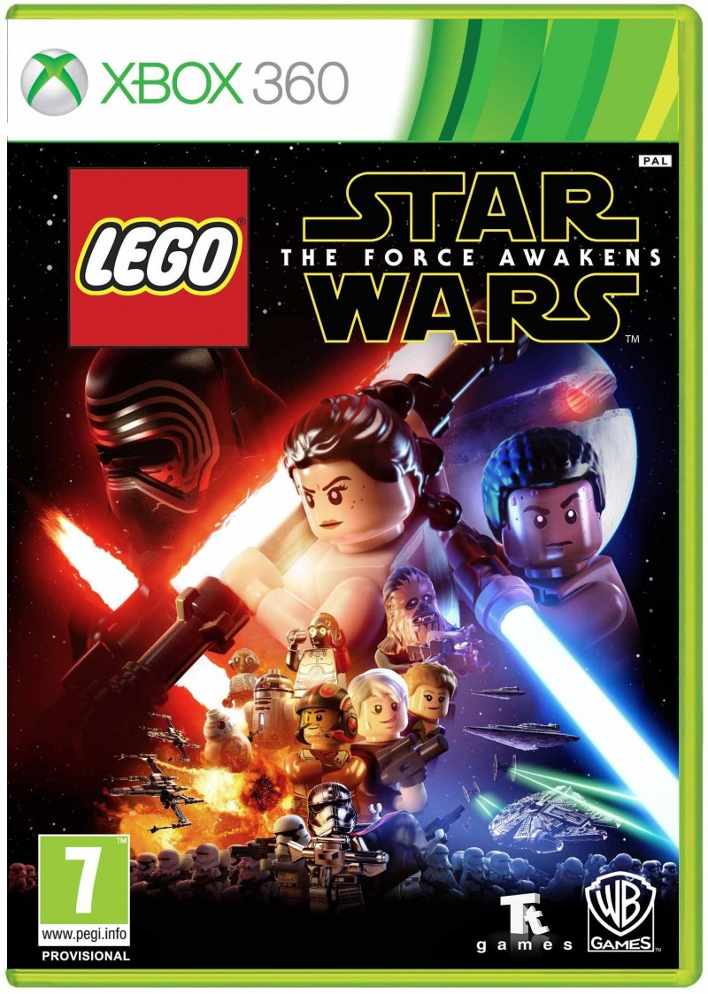Image of   Lego Star Wars: The Force Awakens - Xbox 360