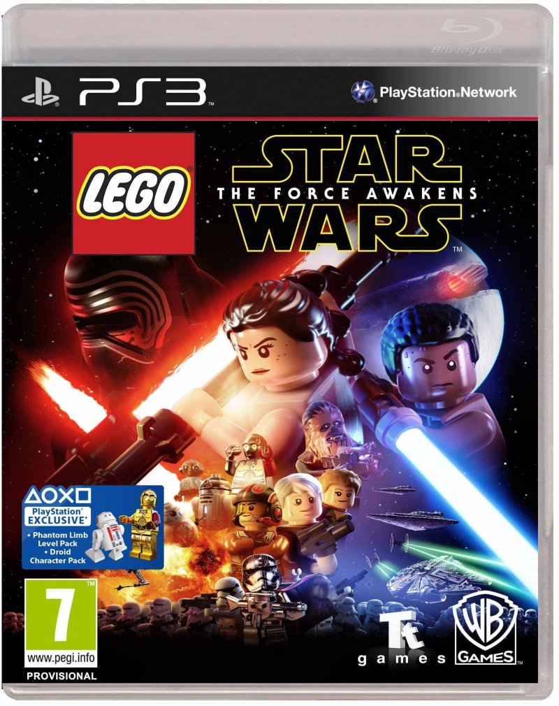 Image of   Lego Star Wars: The Force Awakens - PS3