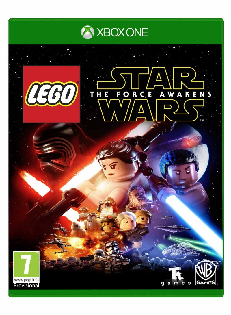 Image of   Lego Star Wars: The Force Awakens - Xbox One