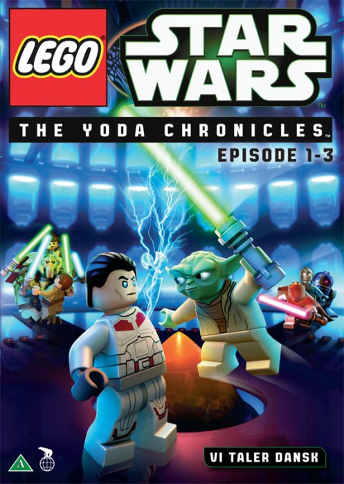 Billede af Lego Star Wars Dvd - The Yoda Chronicles - Eps. 1-3 - DVD - Film