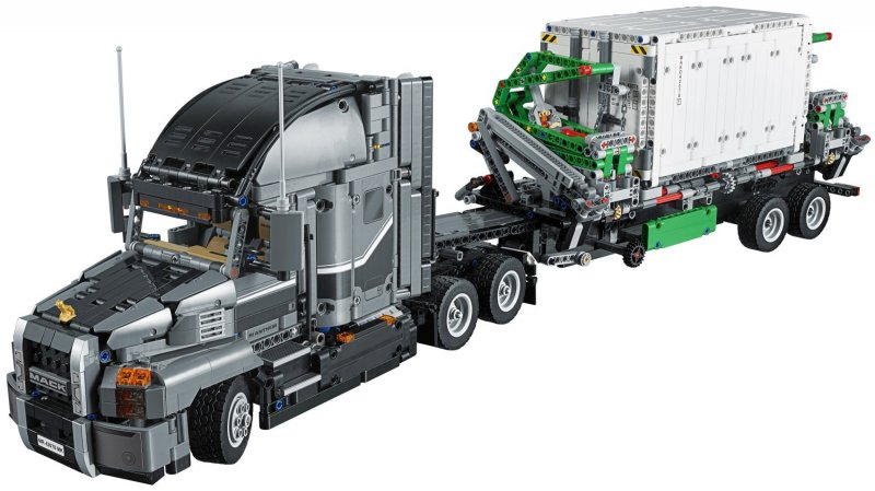 Image of   Lego Technic 42078 - Mack Anthem