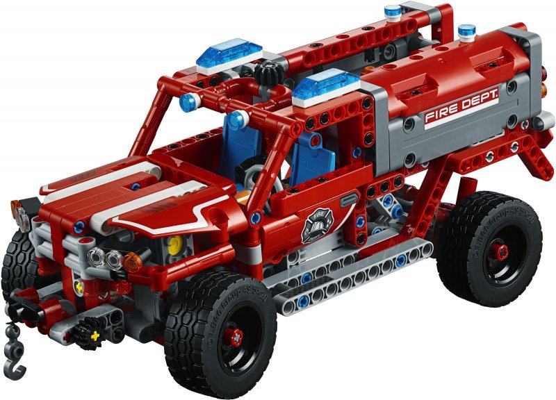 Lego Technic 42075 - Pionervogn