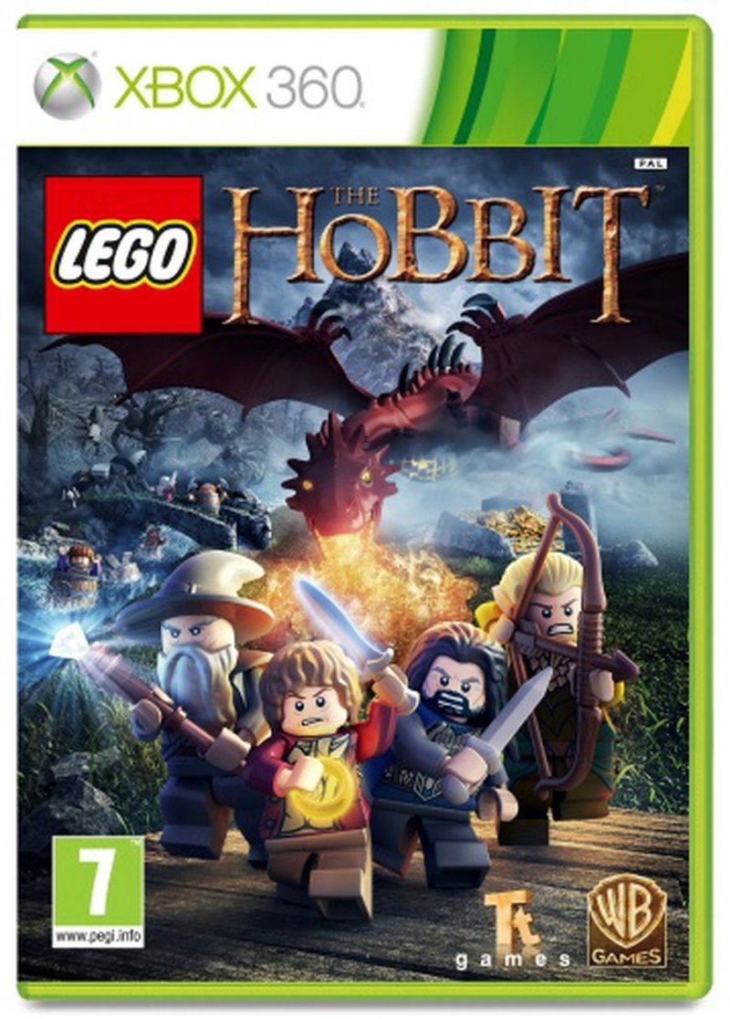 Lego The Hobbit (classics) - Xbox 360