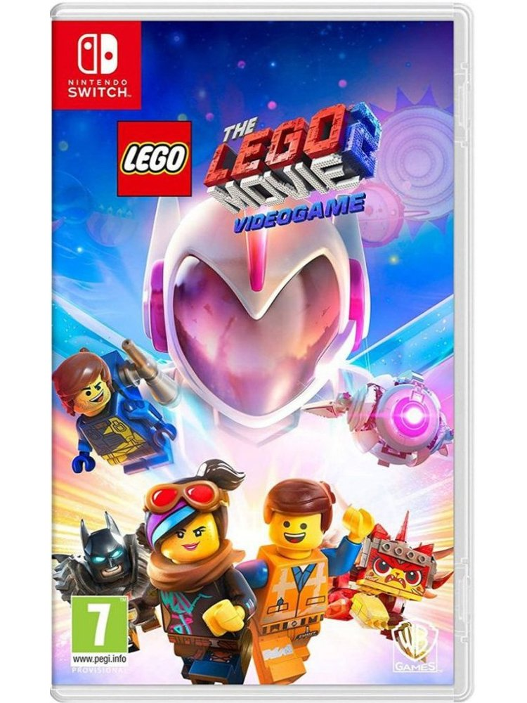 Image of   The Lego Movie 2 - Videogame - Nintendo Switch