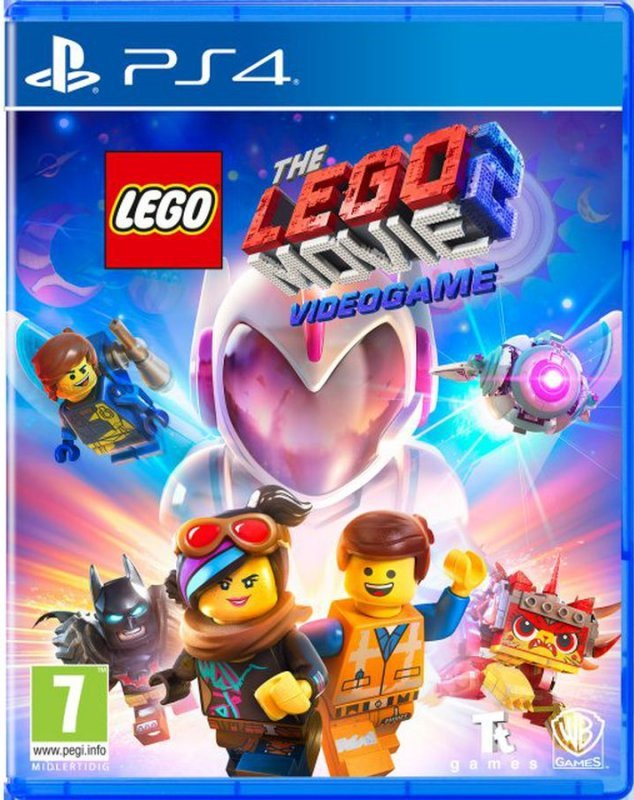 Image of   The Lego Movie 2 - Videogame - PS4