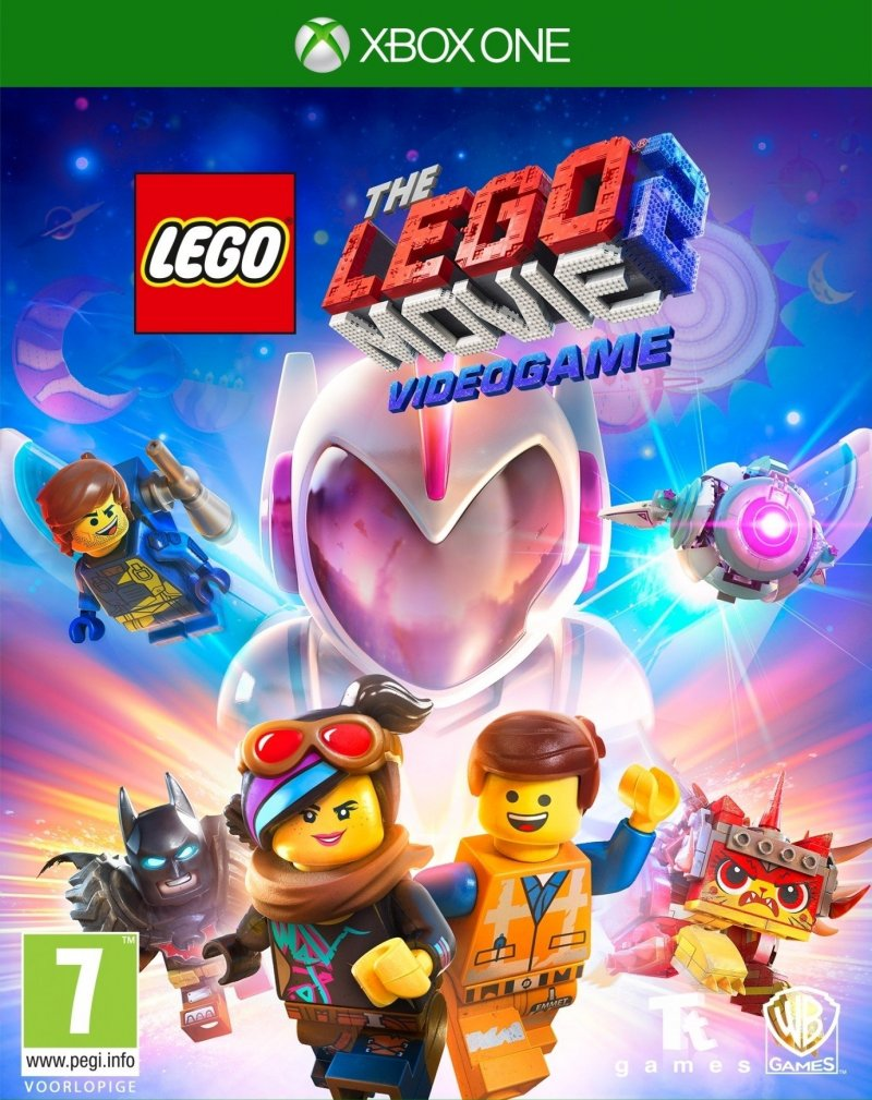 Image of   The Lego Movie 2 - Videogame - Xbox One