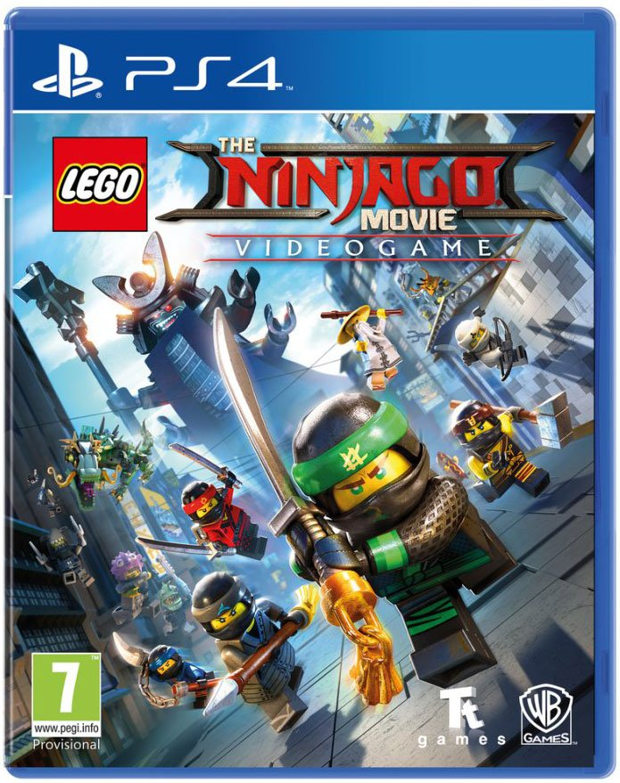 Lego The Ninjago Movie: Videogame - PS4