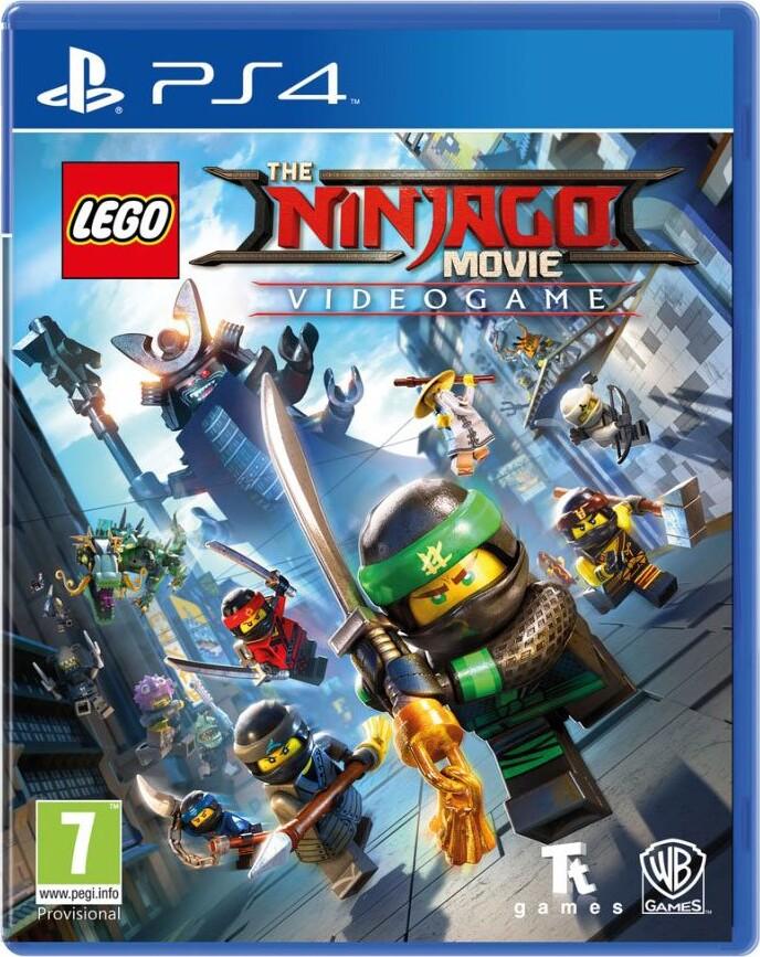 Image of   Lego The Ninjago Movie: Videogame - PS4