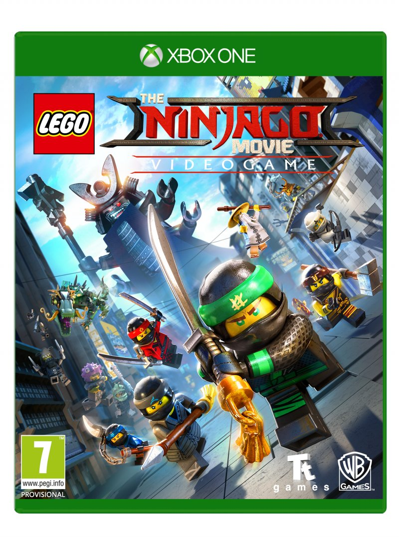 Image of   Lego The Ninjago Movie: Videogame - Xbox One
