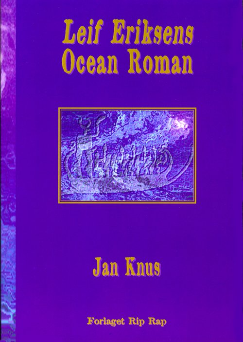 Image of   Leif Eriksens Ocean Roman - Jan Knus - Bog