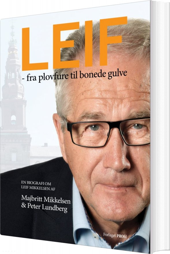 Image of   Leif - Peter Lundberg - Bog