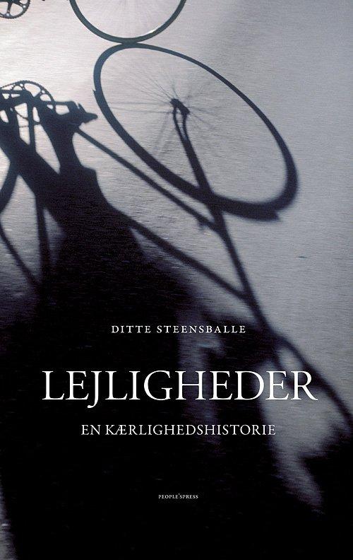 Lejligheder - Ditte Steensballe - Bog