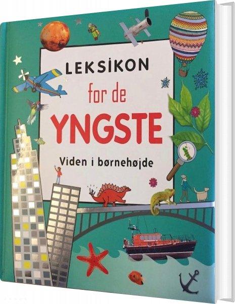 Leksikon For De Yngste - Lars Serritslev - Bog