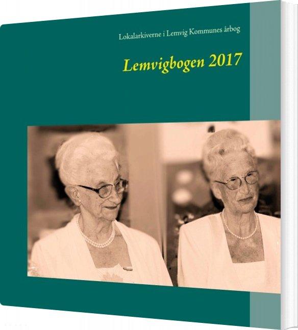 Image of   Lemvigbogen 2017 - Jens Andersen - Bog