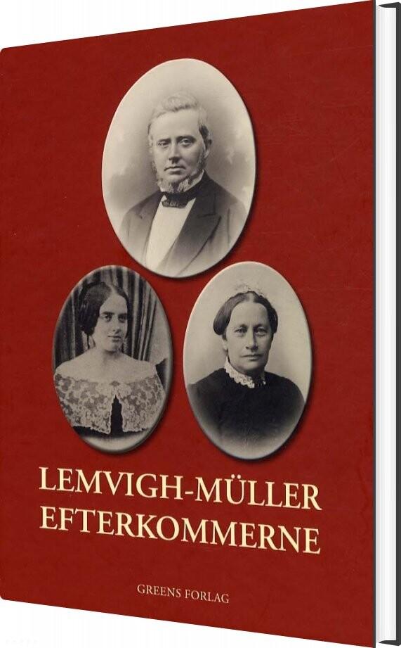 Image of   Lemvigh-müller Efterkommerne - Bog