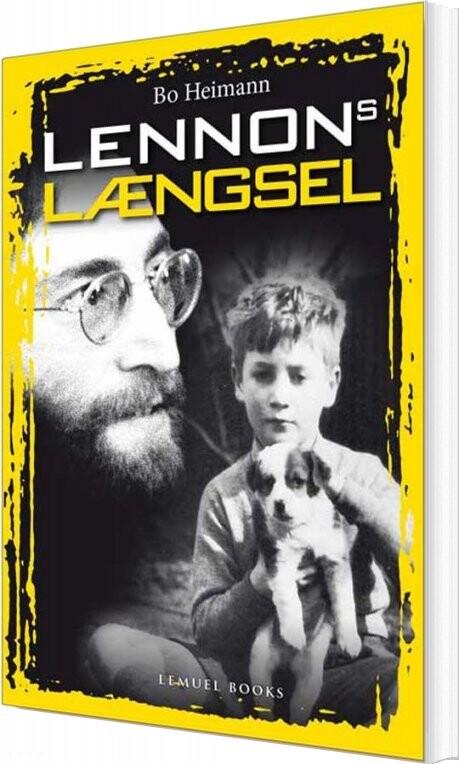 Billede af Lennons Længsel - Bo Heimann - Bog