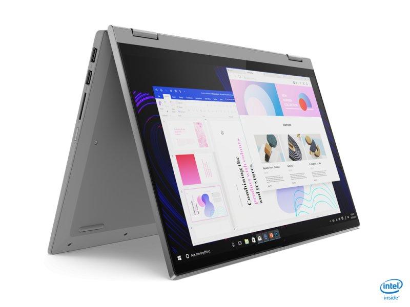 """Billede af Lenovo Ideapad Flex 5 14itl05 - 15"""" I3 256 Gb Ssd"""