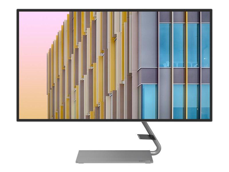Lenovo 27″ Gaming Skærm Q27h-10 – Qhd 75hz 6ms