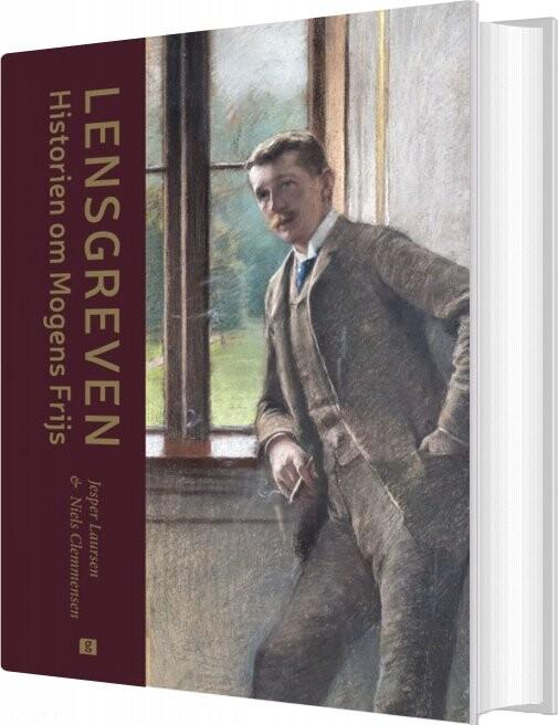 Image of   Lensgreven - Niels Clemmensen - Bog