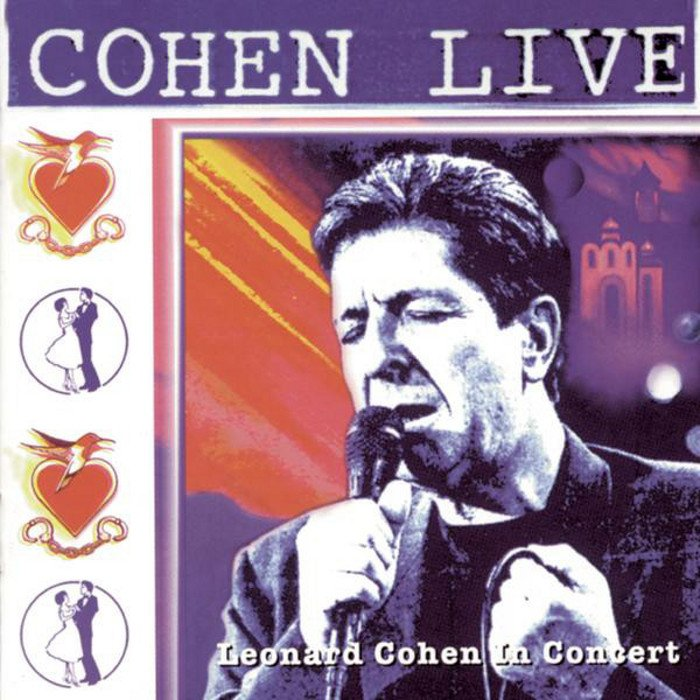 Image of   Leonard Cohen - Cohen Live - CD