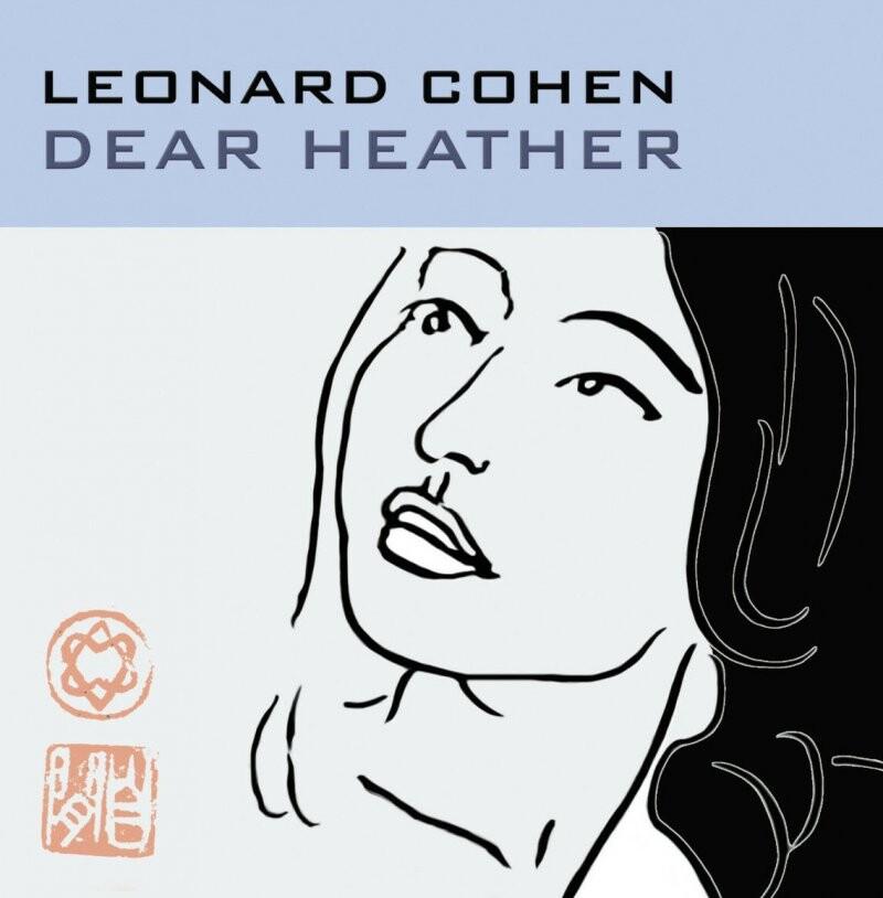 Image of   Leonard Cohen - Dear Heather - CD