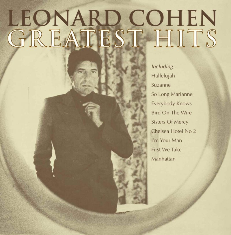 Image of   Leonard Cohen - Greatest Hits - CD