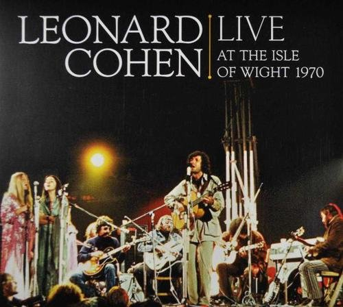 Image of   Leonard Cohen - Live At The Isle Of Wight 1970 (cd+dvd) - CD